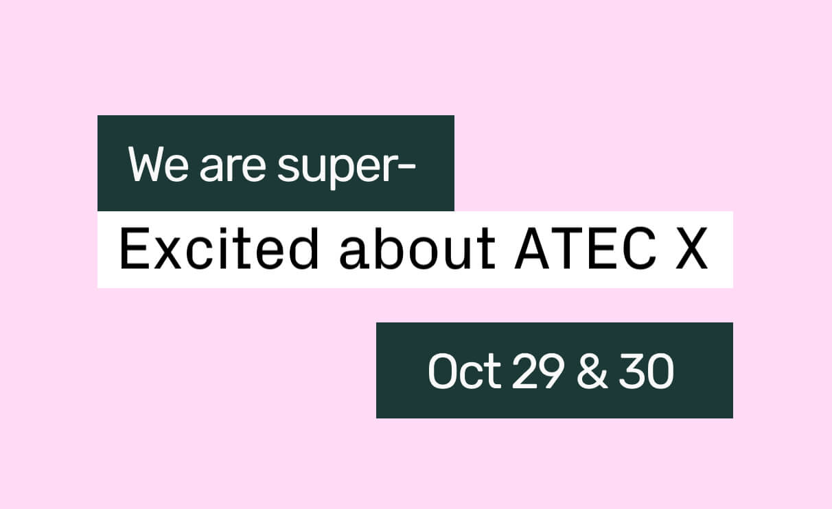 xroom.app is showcasing at ATEC X on October 29th & 30th
